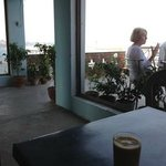 Roof Top Small Cafe......