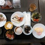 食べ過ぎちゃった (*^_^*)