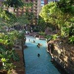 The Main Pool at Disney Aulani Hotel