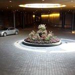 GRAND POARCH AREA OF HOTEL
