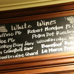 List of wines offered at Elephant & Castle  |  161 Devonshire St, Boston, MA 02110-1402