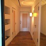 Junior suite - corridor