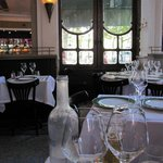 A picture perfect French bistrot