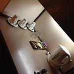 Tea/Coffee area in room