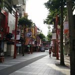 Ximending at the morning