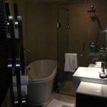 Bathroom Corner Room