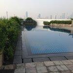 Morning Pool