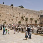 view of western wall