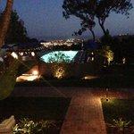 El Encanto night view
