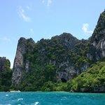 Mosquito island....