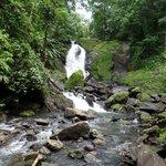 Corocovado Waterfall