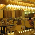 Multi-cuisine restaurant at the resort