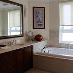 gorgeous and spacious bathroom!