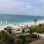 Grace Bay with sporting equipment