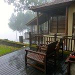 1 bedroom villa - deck