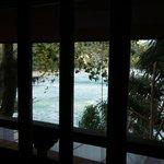 view from the living room, villa no.4 Hong See