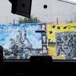 Falls Road Murals, Belfast