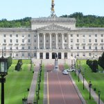 Nth. Ireland Parliament Building in Stormont