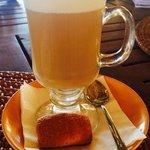 Coffee Latte at Novotel Bali Benoa