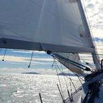 Sailing aboard S.V.Domino