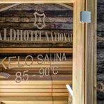 Aqua Silva Kelo Sauna