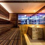 Spa Salus Finnische Sauna
