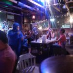 Blue Man Grillの写真