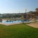 Lækkert poolområde