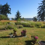 The Bluff on Whidbey - Garden View