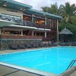 Grande piscine principal