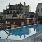 Hotel Barcelona Catedral Roof Pool 2