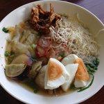 Breakfast noodle