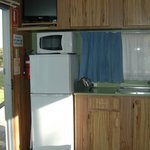 Standard cabins 9 and 10 kitchen/ dinning