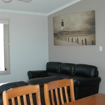 Executvie cabin 17 lounge room