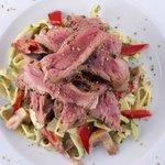 Restaurant Adrovic- Sveti StefanSteak Salad
