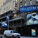 Призрак на Бродвее
