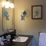 Bathroom in room 55