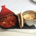 Moroccan Tagine with Chicken