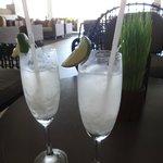 迎賓飲料~新鮮椰子汁