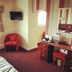 Room at the Viking Hotel, Blackpool