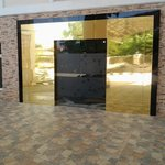 Front Entrance to Gold Wing hotel