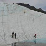 Ice Climbing McCarthy