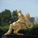 De Goldene Reiter .