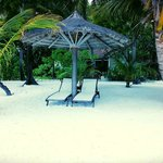 Our own beach beds
