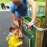 musical exploration in playground