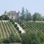 Route des vins - Chateau Chambert