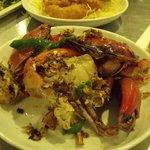 Crabs ala Yangon style