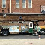 Bob Walmire's converted bus