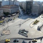 Omonoia Square -View