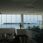 View from Reception